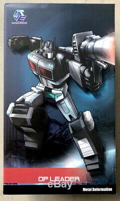 Élément De Transformation Transformateurs Optimus Prime Te01b Foncé Commander En Stock