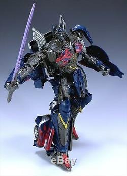F / S Transformateurs Le Dernier Chevalier Tlk-ex Dark Optimus Prime Voyager Classe Japon