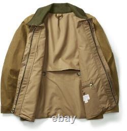 Filson Cloth Field Coat Dark Tan 2e Qualité, S Hommes T.n.-o. Pdsf 450 $