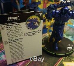 # G023b Tempête -colossal X-men Prime-série Animée Foncé Phoenix