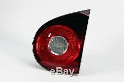 Golf Mk5 04-09 Queue Rouge Foncé Intérieur Feux Arrière Lampes Ensemble Paire Gauche Droite Lhd