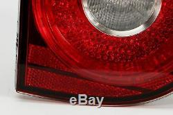 Golf Mk5 04-09 Queue Rouge Foncé Intérieur Feux Arrière Lampes Ensemble Paire Gauche Droite Rhd