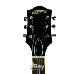 Gretsch G6119t-62 Vintage Select'62 Tennessee Rose Cerisier Foncé Stain Demo
