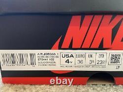 Gs 4y- Air Jordan 1 Retro High Og Dark Mocha 575441-105