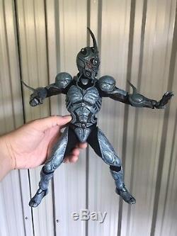 Guyver Dark Hero Figure Personnalisée 1/6 Échelle Hot Toys Qualité