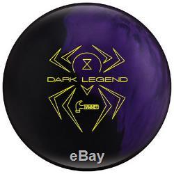 Hammer Black Widow Dark Legend 1ère Qualité Bowling Ball 15 Pounds 2 3 Épingle