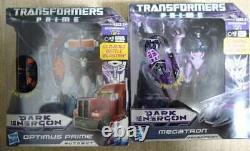 Hasbro Trans Formers Prime Overseas Version Dark Energon Tous Types Setreleased