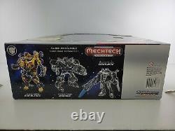 Hasbro Transformateurs Dark Of The Moon Mechtech Ultimate Optimus Prime Nib