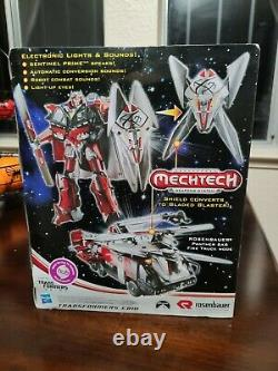 Hasbro Transformers Dark Of The Moon Leader Class Sentinel Prime Action
