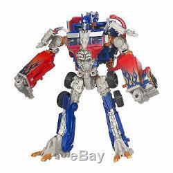 Hasbro Transformers Le Sombre De La Lune Mechtech Ultimate Optimus Prime 2 Jours