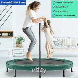 Heka Trampoline Le Meilleur Choix Pour Le Plaisir En Famille Twins Trampoline, Toddler 220lb