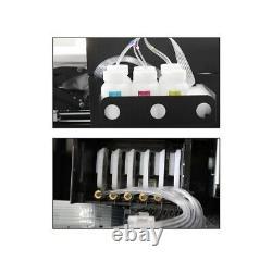 Imprimante T Shirt Plate A4 De Haute Qualité Dtg Pour Vêtements Blancs/foncés