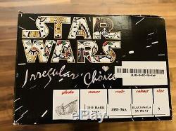 Irréguliers Wars Star Choice The Dark Side Taille 40 __gvirt_np_nn_nnps<__ Bnib