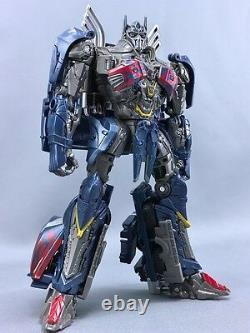 Japon Rare Takaratomy Transformateurs Tlk-ex Dark Optimus Prime Figure Misb