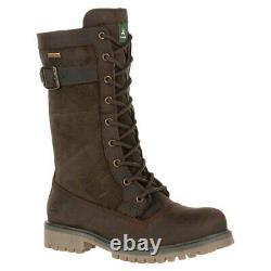 Kamik Women's Rogue 10 Waterproof Insulated Winter Boots Dark Brownselect Taille