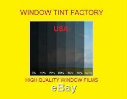 Le Film Pour Fenêtres Tint 2 Plis De Haute Qualité 15% Noir De Carbone Intersolar 36 X 100 Ft