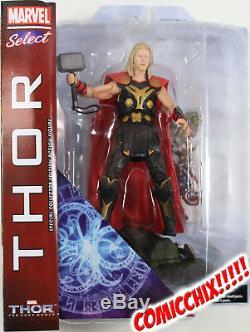 Marvel Select Figurine D'action Thor (thor Le Monde Sombre) Dst Diamond