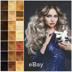 Meilleure Qualité Remy Hair Extensions Clipser Cheveux Humains. La Pleine Tête Ensembles, Acheter Maintenant