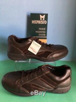 Mephisto Hommes Vadim Marche Chaussures, Brun Foncé, Choisir La Taille, La Qualité D'abord