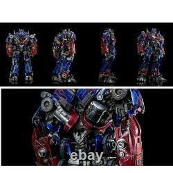 Mib Threea 3a Optimus Prime Dark Of The Moon Threezero Transformers 19 Figure