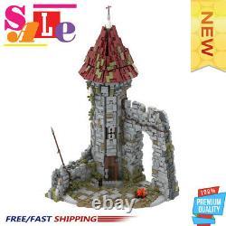 Moc-42261 Castle Pour Le Jeu Dark Souls Good Quality Bricks Building Block Toys