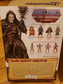 Motuc, Skeletor Despot Foncé, Maîtres De L'univers Classics, Choix Des Collectionneurs