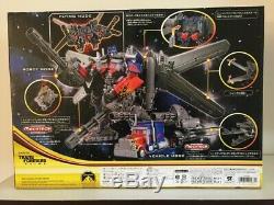 Nib Takara Transformateurs Cachée De La Lune Da-15 Jetwing Optimus Prime
