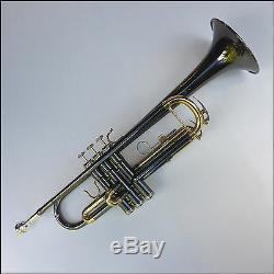 Nickel Foncé Sib Cibaili Trompette Haute Qualité Neuf