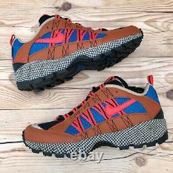 Nike Air Humara'17 Qs Homme Select-a-size Dark Russet Habanero Red Ao3297-200