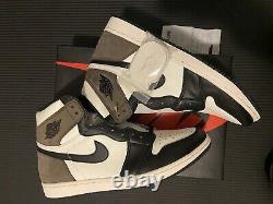 Nike Air Jordan 1 Rétro Og Dark Mocha Taille 13 Tout Nouveau 100% Authentique Aj1
