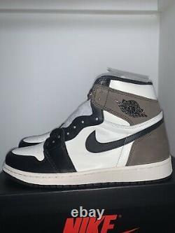 Nike Air Jordan 2020 1 Rétro High Dark Mocha 555088-105 Gs & Hommes