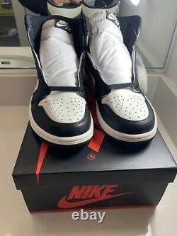 Nike Air Jordan 2020 1 Rétro High Dark Mocha 555088-105 Men Sz 8,5