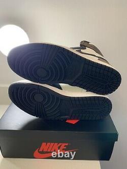 Nike Air Jordan 2020 1 Rétro High Dark Mocha 555088-105 Taille Hommes 9,5