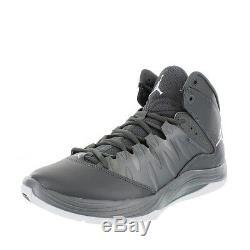 Nike Air Jordan Basketball Chaussures Prime Fly 599582-005 Gris Foncé Blanc