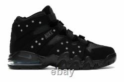 Nike Air Max 2 Cb'94 Barkley Dark Charcoal Triple Black Dc1411-001 Sz8-13