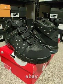 Nike Air Max 2 Cb'94 Barkley Dark Charcoal Triple Black Dc1411-001 Taille 11