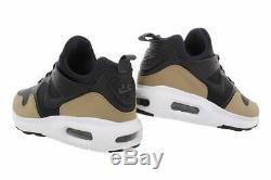 Nike Air Max Premier Sl Course À Pied Chaussures Hommes, Noir / Kaki / Gris Foncé, Taille 10.0