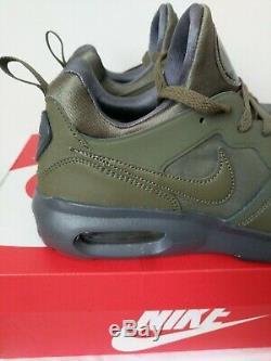 Nike Air Max Prime Medium Olive / Gris Foncé Hommes Taille 8 (876068-200)