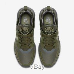 Nike Air Max Prime Shoes Medium Olive-gris Foncé Hommes Taille Us 9 Neuf