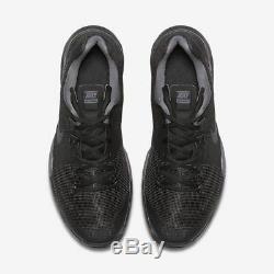 Nike Train Premier Fer Df Blac Foncé Gry Gym Chaussures 832219-007 Us Sz 10.50