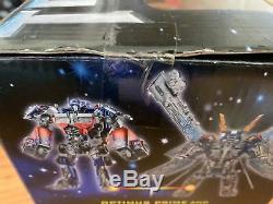 Nouveau Cadeau Hasbro Transformateurs Cachée De La Lune Mechtech Ultime Optimus Prime Nr