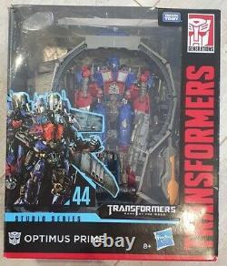 Nouveau Hasbro Transformers Dark Of The Moon Optimus Prime, Studio Series 44 Ss44