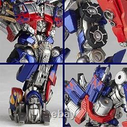 Nouveau Kaiyodo Héritage De Revoltech Lr-049 Transformateurs Optimus Premier Figure Japon