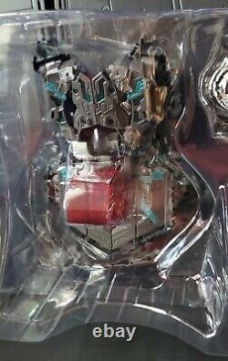 Nouveau Nemesis Premier Transformateurs Mode Résonant G-shock Dark Convoy Optimus Repaint