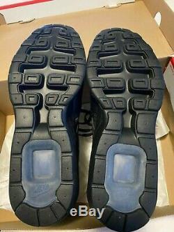 Nouveau Nike Air Max Homme Prime 876068 006 Gris Foncé Noir Chaussures 10,5 Hommes Hommes 44,5