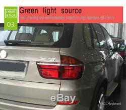 Nouveau Pour Bmw X5 E70 Feux Led Ou Led Noir 2007-2011 Rouge Arrière Lampes De Qualité