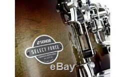 Nouveau Select Force Sonor Etape 3 5 Pièces Shell Pack, Burst Dark Forest, Bateau Libre