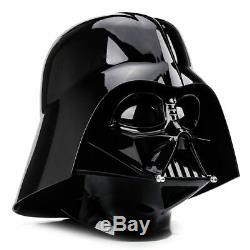 Nouveau Top Qualité Wars Anime Étoiles Darth Vader Anakin Skywalker Cosplay Masque Noir B