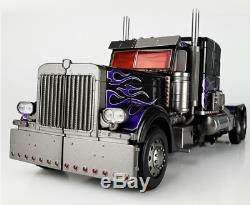 Nouveau Transformers Ls-03p Noir Mamba Dark Commander Oversus Optimus Prime Mpm04