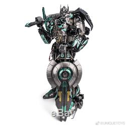 Nouveaux Unique Toys Transformateurs Ut R-02b Chevalier Noir Optimus Prime En Stock